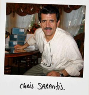 Owner Chris Sarantis